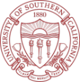 University of Southern California Badge