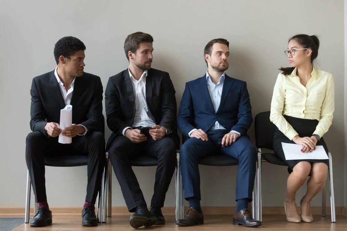 Gender Discrimination at Workplace
